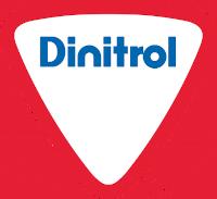 Logo for Dinitrol rustbeskyttelse
