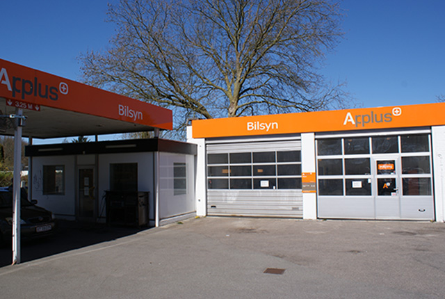 Car center applus bilsyn lyngby